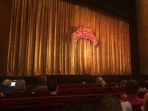 Metropolitan Opera House - Lincoln Center, sección: Orch L, fila: E, asiento: 13