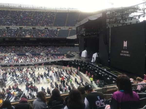 Soldier Field, sección: 205, fila: 7, asiento: 12/13