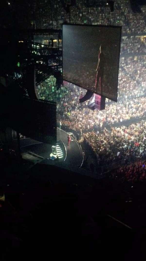 Honda Center, sección: 415