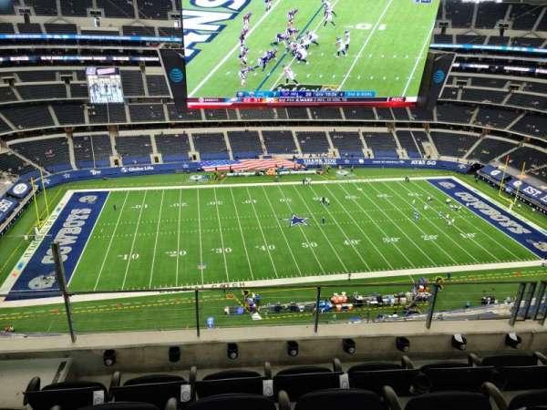 AT&T Stadium, sección: 444, fila: 12, asiento: 18