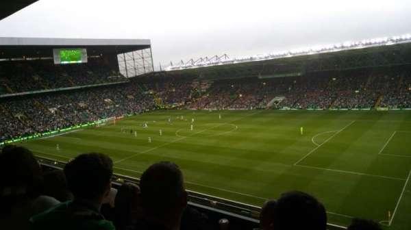 Celtic Park, sección: 401, fila: c, asiento: 21