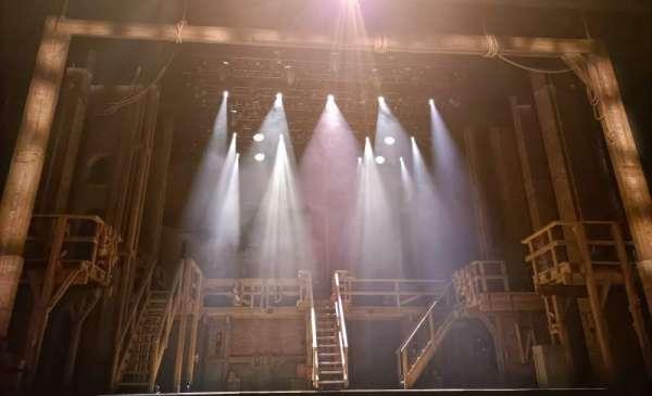 Sydney Lyric, sección: Stalls, fila: C, asiento: 31