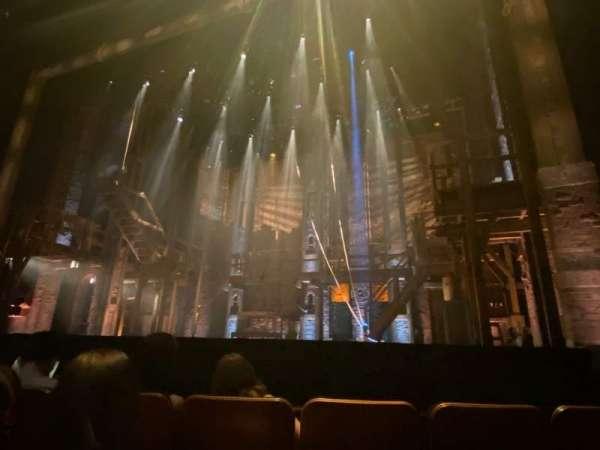 Sydney Lyric, sección: Stalls, fila: BB, asiento: 43