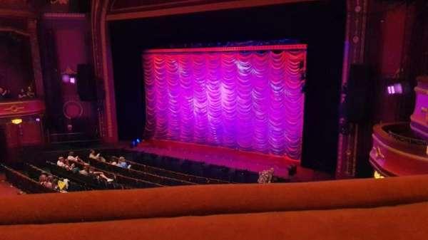 Mayflower Theatre, sección: Circle, fila: A, asiento: 8