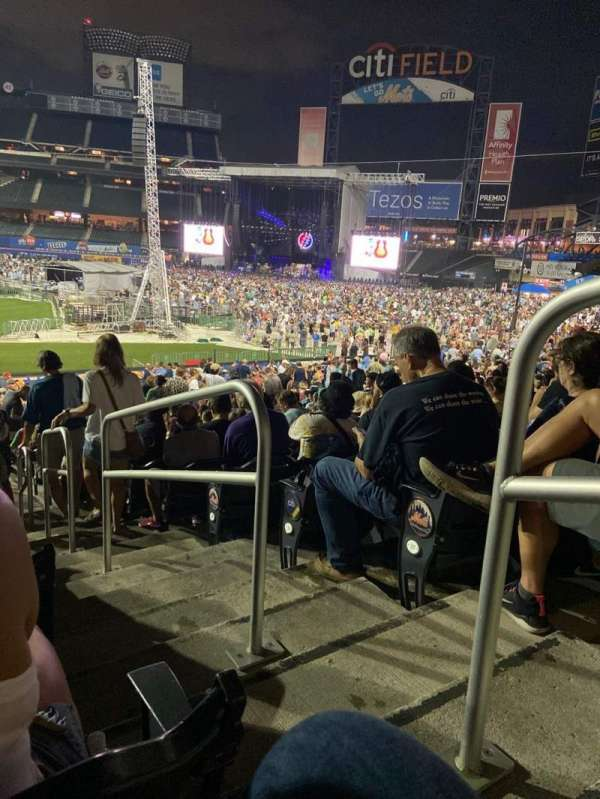 Citi Field, sección: 114, fila: 29, asiento: 15