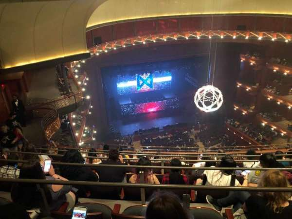 Prudential Hall at the New Jersey Performing Arts Center, sección: Tier 4, fila: G, asiento: 103