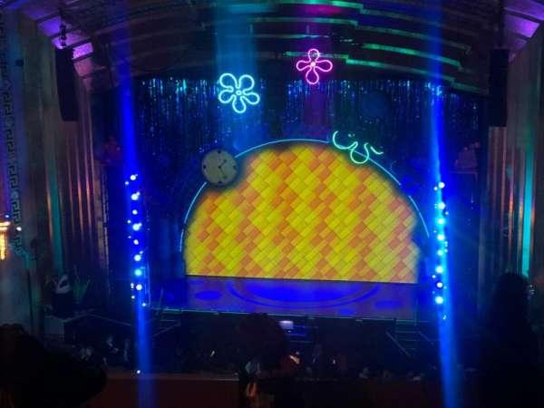 The Bushnell Center for the Performing Arts - Mortensen Hall, sección: Balcony E, fila: M, asiento: 206