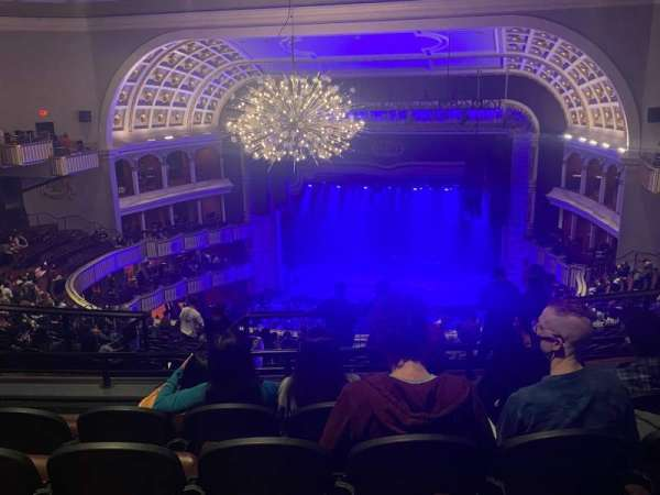 The Met Philadelphia, sección: Mezzanine 2, fila: E, asiento: 7