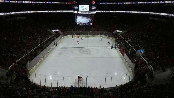 PNC Arena, sección: 212, fila: E, asiento: 4