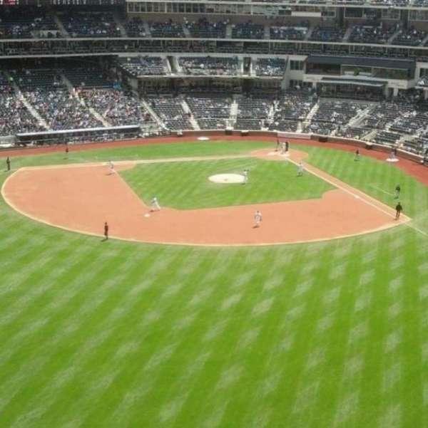Citi Field, sección: 536, fila: 1, asiento: 17