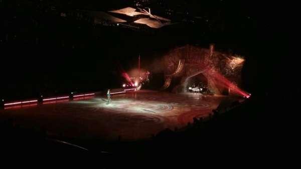 Greensboro Coliseum, sección: 120, fila: NN, asiento: 11