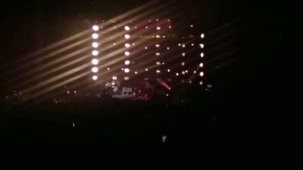 PNC Music Pavilion, sección: 5, fila: BB, asiento: 10