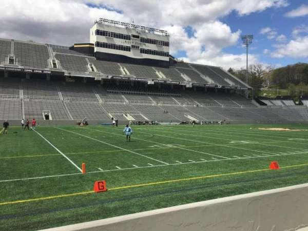 Michie Stadium, sección: 31, fila: C, asiento: 7