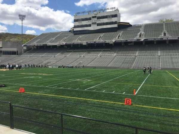 Michie Stadium, sección: 25, fila: C, asiento: 27
