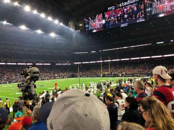 NRG Stadium, sección: 129, fila: F, asiento: 7-8
