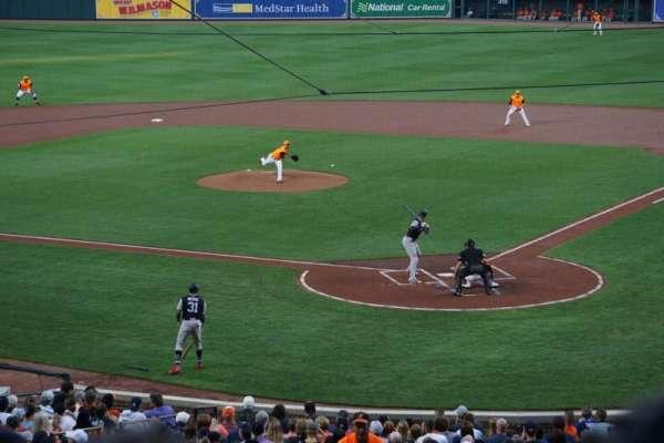 Oriole Park at Camden Yards, sección: 39, fila: 6, asiento: 11