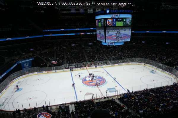 Barclays Center, sección: 226, fila: 2, asiento: 8