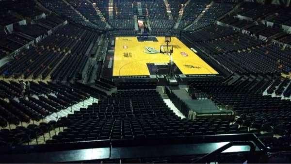 AT&T Center, sección: 101, fila: 32, asiento: 7