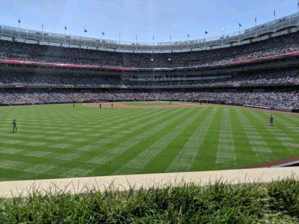 Yankee Stadium, sección: 238, fila: 1, asiento: 4