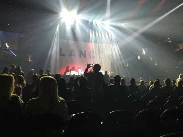 Honda Center, sección: 103, fila: 8, asiento: 11