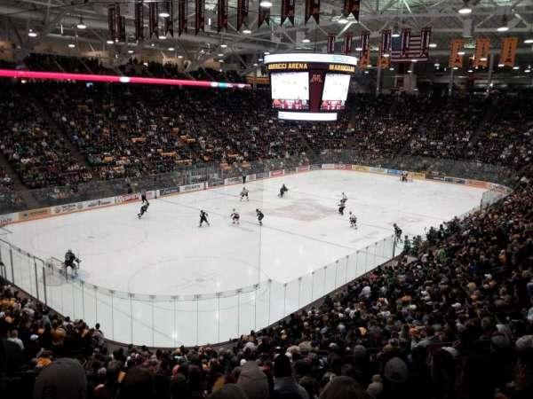 3M Arena at Mariucci, sección: 11, fila: 23, asiento: 11