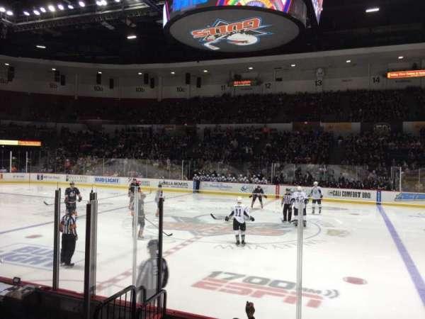 Pechanga Arena, sección: LL24, fila: 6, asiento: 12