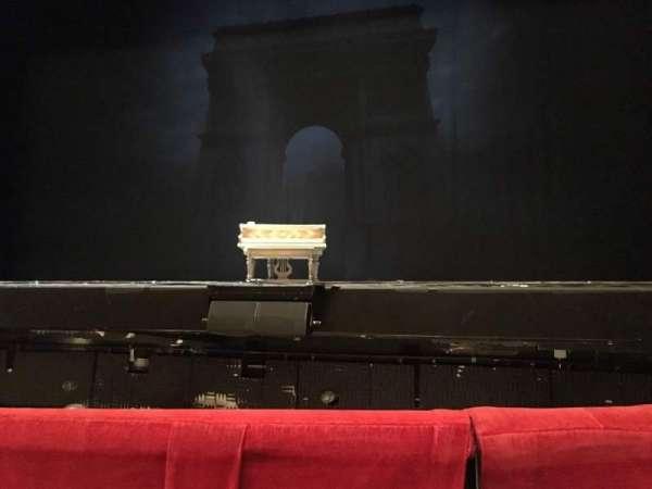 Nederlander Theatre (Chicago), sección: Orchestra C, fila: A, asiento: 114-115