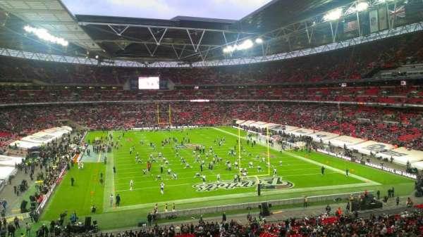 Wembley Stadium, sección: 217, fila: 10, asiento: 38