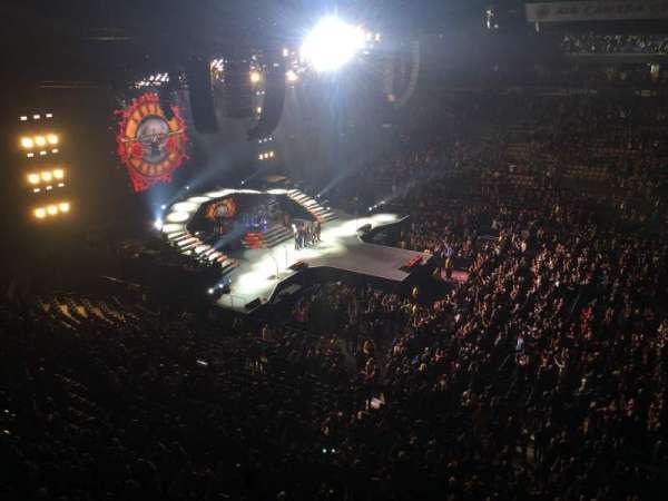 Scotiabank Arena, sección: 309, fila: 1, asiento: 7