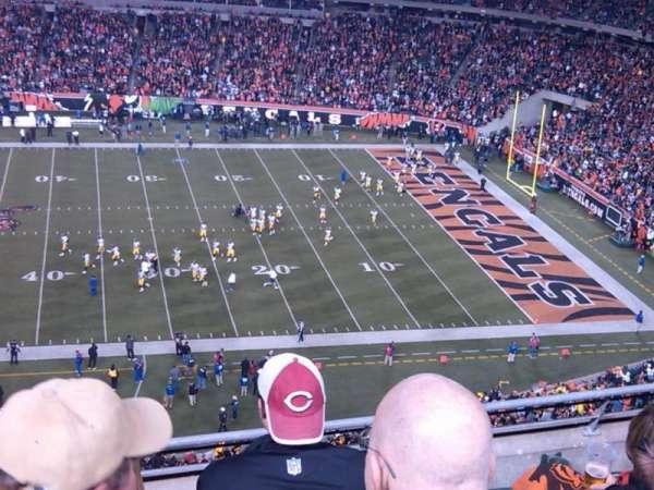 Paul Brown Stadium, sección: 339, fila: 5, asiento: 11