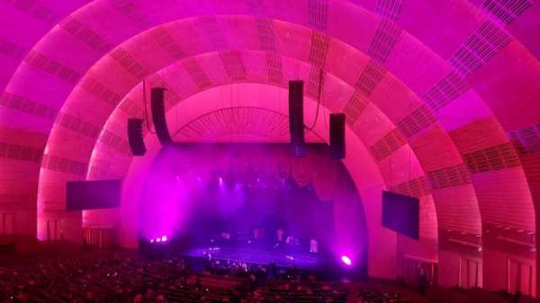 Radio City Music Hall, sección: 2nd Mezzanine 2, fila: D, asiento: 203