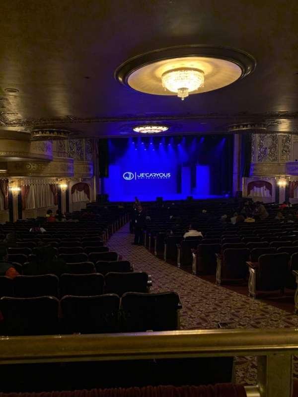Warner Theatre (Washington, D.C.), sección: Orch, fila: Z, asiento: 7