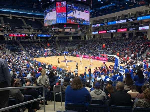 Wintrust Arena, sección: 120, fila: M, asiento: 12