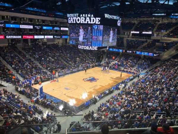 Wintrust Arena, sección: 229, fila: F, asiento: 13