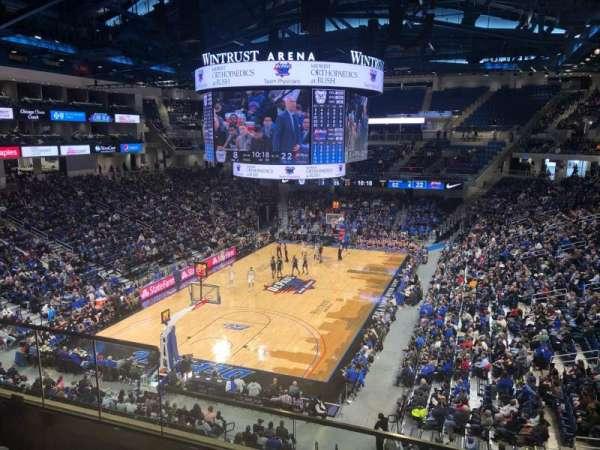 Wintrust Arena, sección: 201, fila: D, asiento: 5