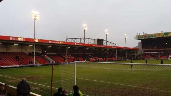 Bescot Stadium, sección: Away End
