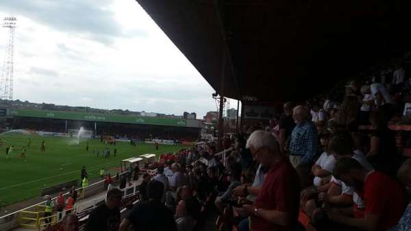 County Ground, sección: Arkells Stand