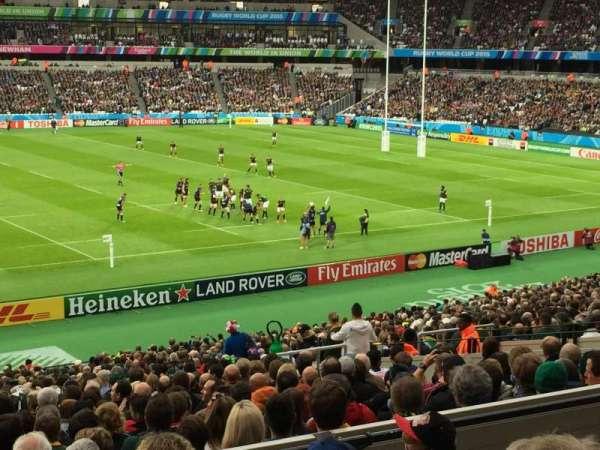 London Stadium, sección: 234, fila: 35, asiento: 486
