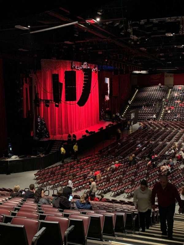 Hard Rock Live at Etess Arena, sección: 212, fila: U, asiento: 13
