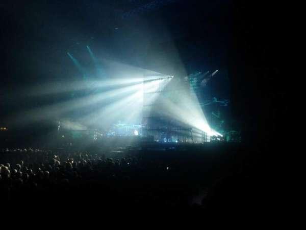 Arena Birmingham, sección: H, fila: F, asiento: 93