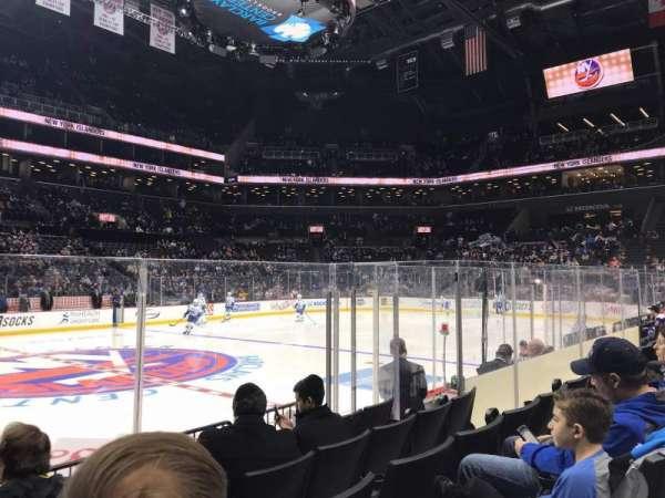 Barclays Center, sección: 25, fila: 5, asiento: 17