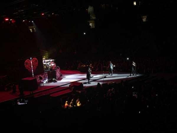 Madison Square Garden, sección: 116, fila: 20, asiento: 3