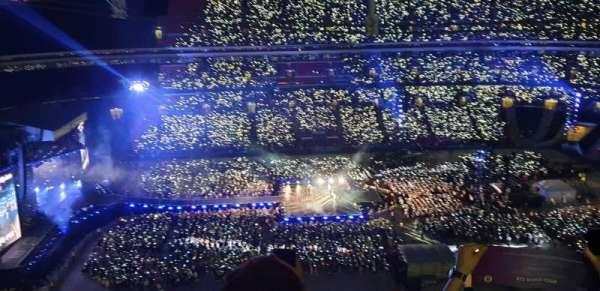 Wembley Stadium, sección: 527, fila: 33, asiento: 28