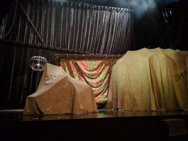 Majestic Theatre, sección: ORCHO, fila: AA, asiento: 1