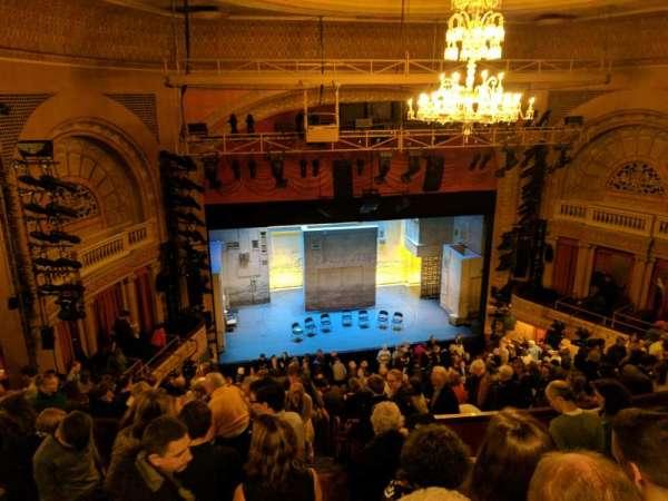 Ethel Barrymore Theatre, sección: RMEZZ, fila: F, asiento: 7