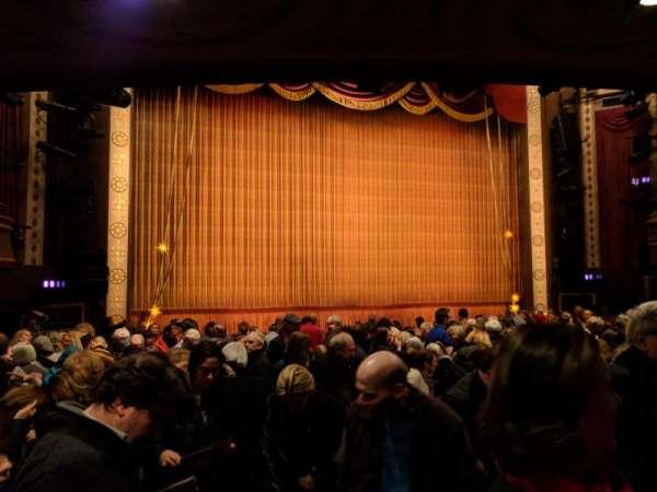 Imperial Theatre, sección: ORCH, fila: N, asiento: 3