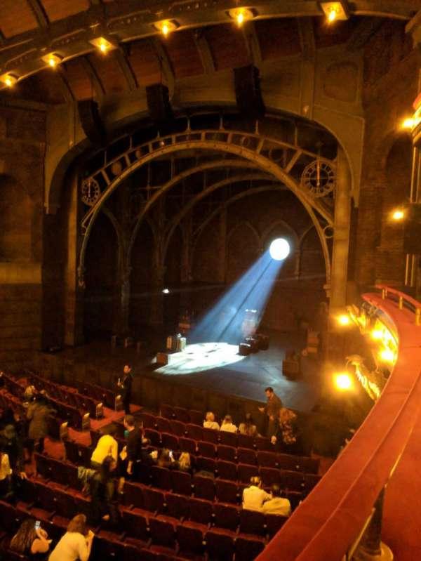 Lyric Theatre, sección: Dress Circle Right, fila: A, asiento: 20