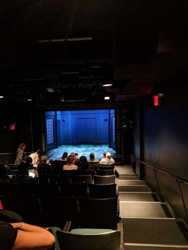 DR2 Theatre, sección: RESV, fila: L, asiento: 1