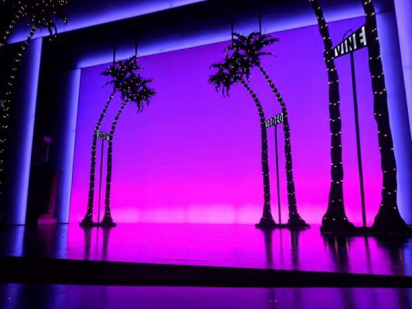 Nederlander Theatre, sección: ORCH C, fila: A, asiento: 101
