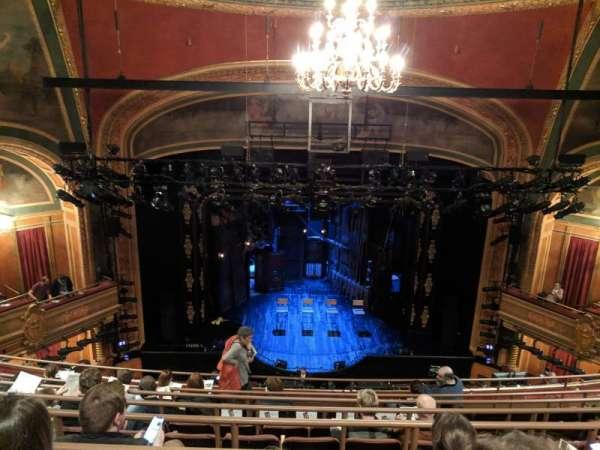 American Airlines Theatre, sección: Mezzanine, fila: G, asiento: 118